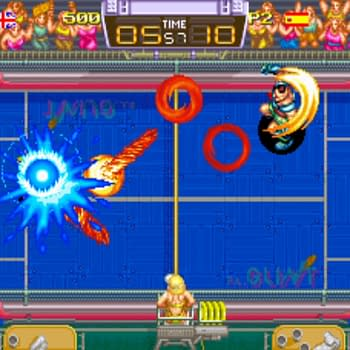 Throwing Discs Like Its 94: We Review Windjammers