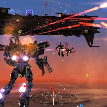 More Robots Fighting In Space: We Review War Tech Fighters