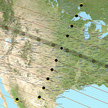Fake News: Millions Expected To Pirate Solar Eclipse By Watching In Sky For Free