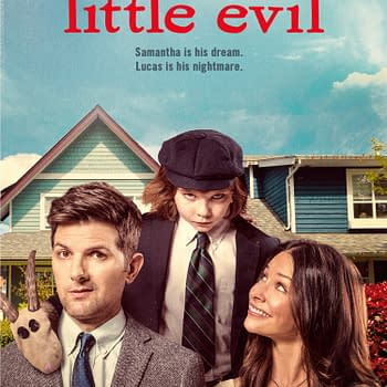 Adam Scott Realizes Stepsons More Than A Little Evil In Netflix Trailer