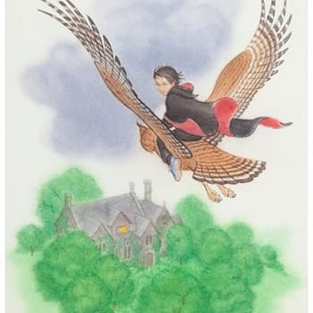 Rare Harry Potter Art Up For Auction Via Heritage Auctions
