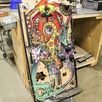 Arcade Chaser: Exploring The Jersey Jack Pinball Factory