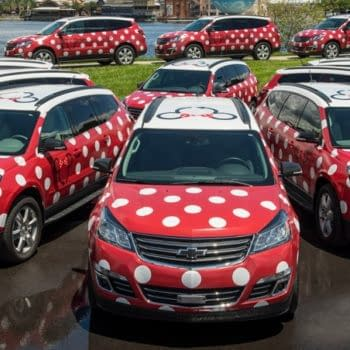 Disney's New Minnie Van Service Expanding To Service More Guests