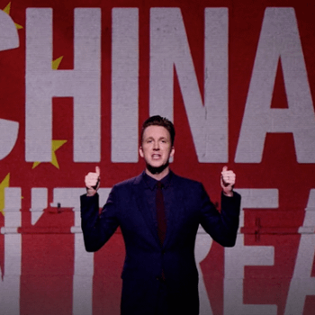 """'The Opposition' Trailer: Jordan Klepper Exposes The Truth About """"China"""""""