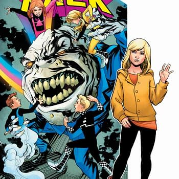 Devin Grayson Is Writing Power Pack With Marika Cresta At Marvel In November