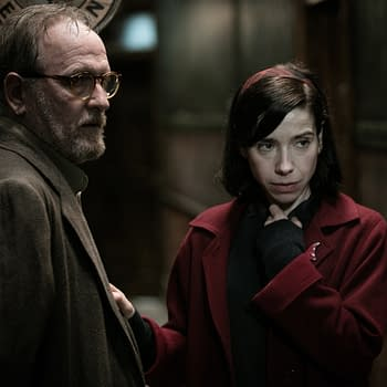4 New HQ Images From Guillermo Del Toros The Shape Of Water