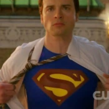 Tom Welling Talks Why Smallville Never Went Full Superman
