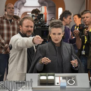 Star Wars Director Rian Johnson Clarifies Who The Last Jedi Is