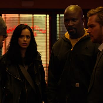 How Does Luke Cage Get Out Of Prison For The Defenders