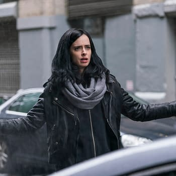 Krysten Ritter to Make Directorial Debut with Marvels Jessica Jones Season 3