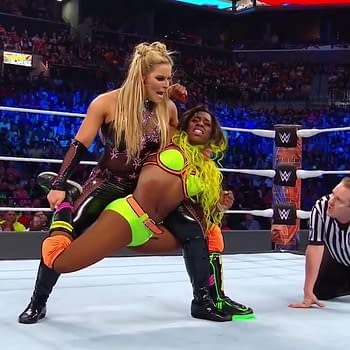 The 6 Million Dollar Question: Who Wins The 6 Women Tag Team Match On SmackDown Live