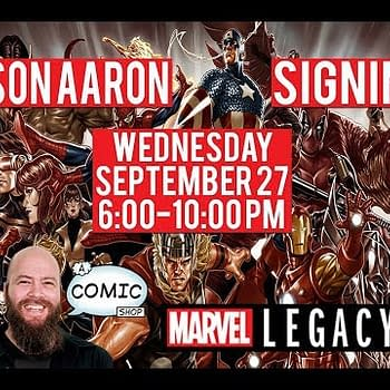 A Comic Show &#8211 Marvel Legacy #1