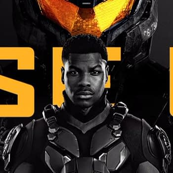 John Boyega Talks About the Differences Between Filming Star Wars and Pacific Rim Uprising
