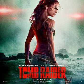 Tomb Raider Trailer Gets Released Prematurely By Cast Member