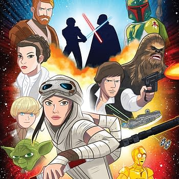 Star Wars Adventures Isnt Being Sold In The UK In Comic Stores &#8211 Just On ComiXology