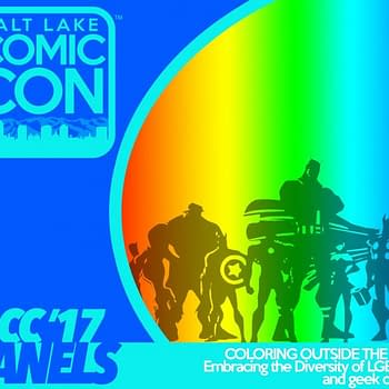 Embracing LGBTQIA+ Diversity In Geek Culture From Salt Lake Comic Con 2017