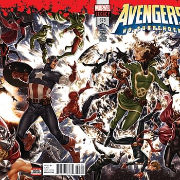 The Hulk Returns (Again) in Avengers: No Surrender Next March