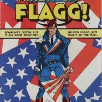 Luc Besson's EuropaCorp Buys Rights To Howard Chaykin's American Flagg For TV Show