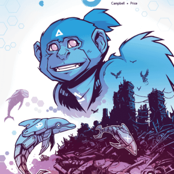 Thought Bubble Debut: Angelic #1 bySimon Spurrier and Caspar Wijngaard
