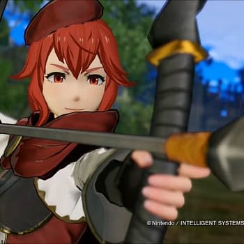 Anna Gets Added To The Fire Emblem Warriors Roster Of Characters