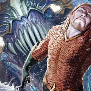 'Aquaman' #28 Review: Those Are Some Spooky Ghosts