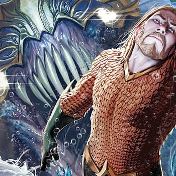 Aquaman #28 Review: Those Are Some Spooky Ghosts