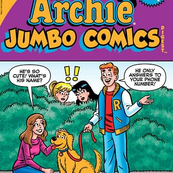 Archie Jumbo Comics Digest #282 Review: Its The Great Pumpkin Archie Andrews