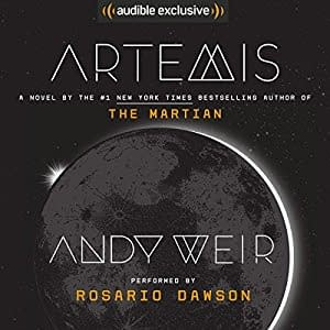 Rosario Dawson To Narrate Artemis Andy Weirs Follow-Up To The Martian