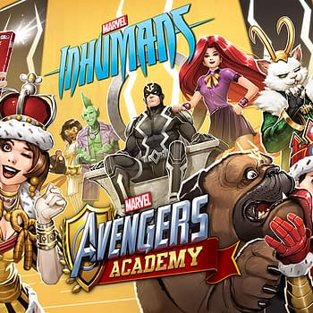 The Inhumans Are Finally Arriving At Avengers Academy