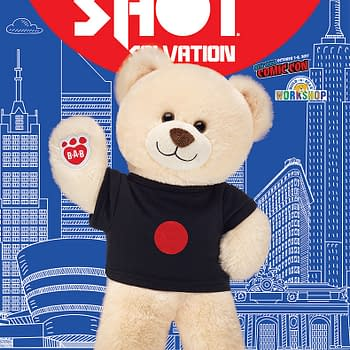 Valiant To Unveil Bloodshot Build-A-Bear At NYCC