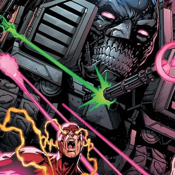 Batman: The Murder Machine #1 Review: Batborg Takes Over