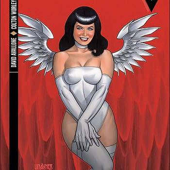 Writers Commentary &#8211 David Avallone Talks Bettie Page #3