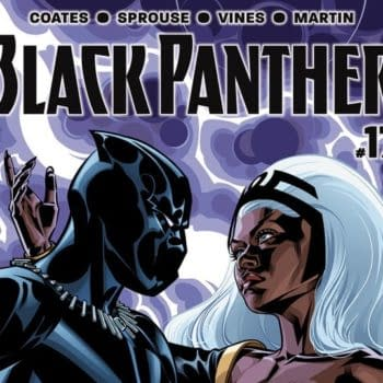 Black Panther #17 Review- The King And The Goddess