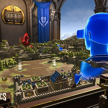 Oculus Announces VR Tabletop Wargame Brass Tactics to Launch in February