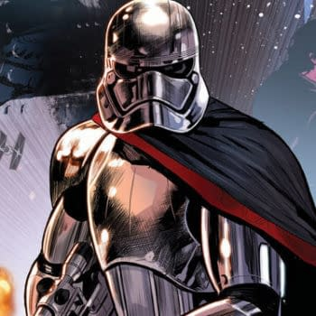 Star Wars: Captain Phasma #1 Review: Ruthless, Conniving, And Deserves More Screen Time