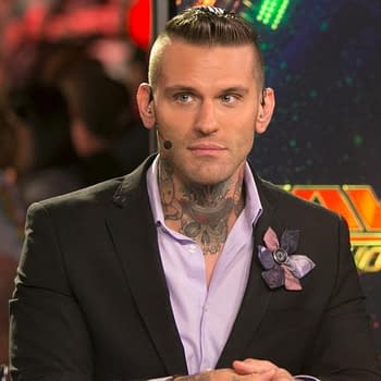 Corey Graves To Replace JBL On SmackDown Live Announce Team