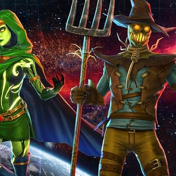 Something Wicked This Way Comes To DC Legends On Mobile Devices