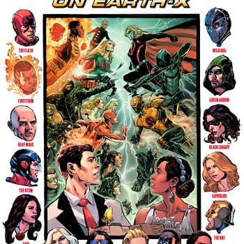 Arrowverse Crossover Rumor &#8211 Who Is The Earth-X Flash