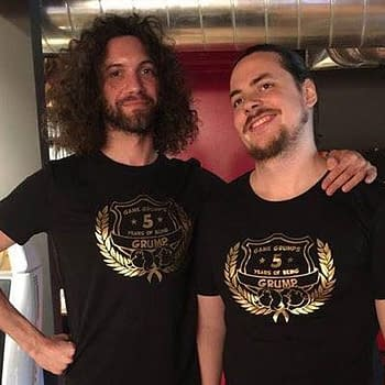Leading Men &#038 Mavens: The Game Grumps Talk About Good Game