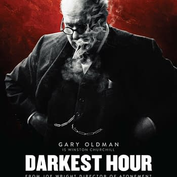 New Poster And Trailer For Winston Churchill Biopic Darkest Hour Starring Gary Oldman