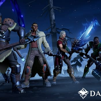 Dauntless Has a New Opening Cinematic in Time for the Open Beta