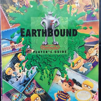 Nintendo Post The 135 Page Earthbound Guide For The Super NES Classic Edition