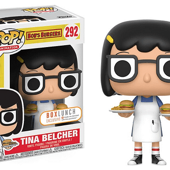 Tina Belcher From Bobs Burgers Gets An Exclusive Pop From BoxLunch For A Good Cause
