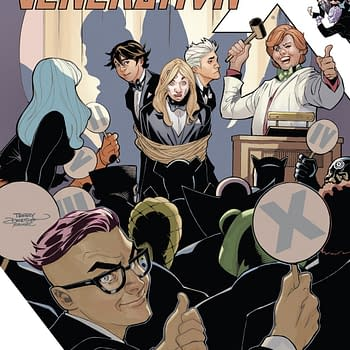 Generation X #6 Review: Things Are Picking Up And Morph Gets Some Character Development