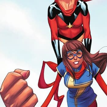 Generations: Ms. Marvel #1 Review: Critical Theories&#8230 And Punching