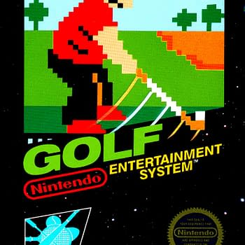 The NES Game Golf Has Been Found In The Nintendo Switch