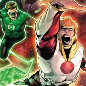 Hal Jordan And The Green Lantern Corps #28 Review: Will And Light