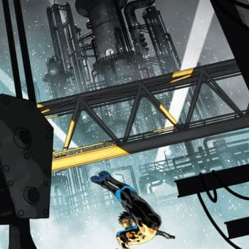 Nightwing's Butt Now In The Capable Hands Of Humphries And Chang (And His Book Too)