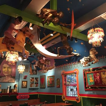 Nerd Food: Dining In Character At Paper Moon Diner
