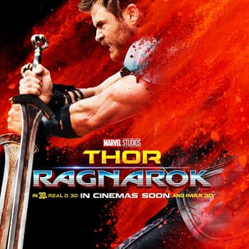 If You Thought Those Thor: Ragnarok Character Posters Were Dazzling Wait Until You See Them As Animated GIFs